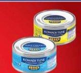 Komadi tune razne vrste Rio Mare 160 g