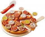 Dječji set voća i povrća za doručak ili pizzu