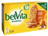 -50% na kekse Belvita