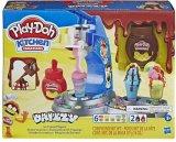 Plastelin za modeliranje Hasbro PLAY-DOH Kitchen Creations Drizzy Ice Cream Playset