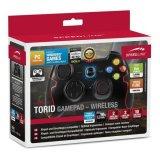 Gamepad SPEED-LINK TORID, PC/PS3, crni, bežični