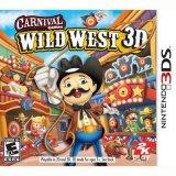 Igra za NINTENDO 3DS Carnival Games Wild Wild West 3d