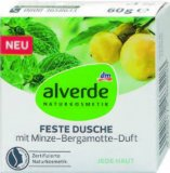 Tvrdi sapun za tuširanje metvica i bergamot Alverde 60 g