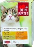 Hrana za mačke Dein Bestes 100 g x12 kom