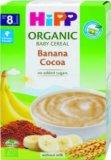 1 + drugi u pola cijene na HIPP BIO žitnu kašu jabuka i keks / žitarice, banana i kakao