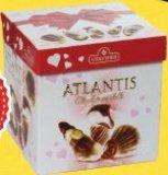 Bombonjera morske školjke Atlantis 93 g