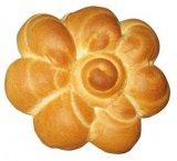 Kruh cvijet Brioš Tim 500 g