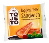 Opljeni listići Toast, Sandwich ToJeTo 120 g