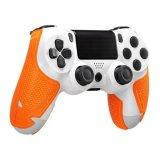 Dodatak za kontroler SONY Playstation 4, LIZARD SKINS controller grip, narančasti