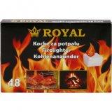 Kocke za potpalu Royal 48 kom