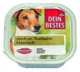Hrana za pse puretina Dein Bestes 300 g