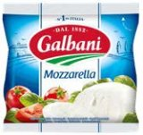 Sir Mozzarela Galbani 125 g