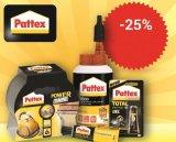 -25% na sva ljepila, trake i silikone Pattex