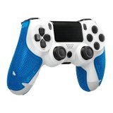 Dodatak za kontroler SONY Playstation 4, LIZARD SKINS controller grip, plavi