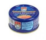 Tuna komadi u biljnome ulju Eva 160 g