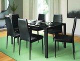 Set stol i 6 stolica Dark