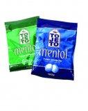 Bomboni mentol Zeleni, Plavi ToJeTo 100 g
