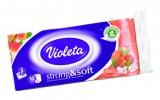 Toaletni papir Strong&soft breskva Violeta 10/1