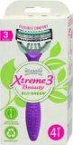 Jednokratni brijači Xtreme 3 Eco Green Wilkinson 4 kom
