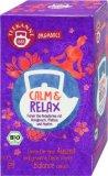 Čaj bio Calm&Relax Teekanne 36 g 20/1