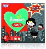 Pelene za bebe Pants superheroes Pampers 55/1, 69/1 ili 72/1