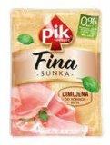 -35% na šunke Fina, Pečena i Delikates 125 - 150 g