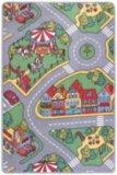 Tepih za igru Ralley 80 x120 cm