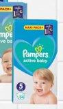 Dječje pelene Pampers