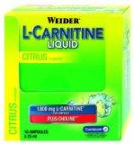Ampule L-Carnitine Weider 10/1