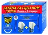 Električni aparat s tekućinom protiv komaraca Raid 2/1
