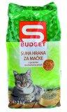 Suha hrana za mačke S-BUDGET 2 kg