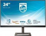 "Monitor 23.8"" PHILIPS 242E1GAEZ, 144Hz, 1ms, 350cd/m2, 3500:1, zvučnici, crni"