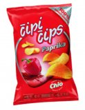 Čipi Čips slani ili paprika Chio 130 g ili 140 g