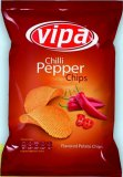 Čips Vippa Chilli pepper 140 g