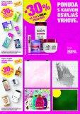 -30% na papirnu konfekciju,proizvode za intimnu higijenu i proizvodi za kućne ljubimce