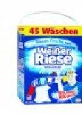 Deterdžent za rublje Weisser Riese 2,5 l ili 2,93 kg