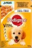 Hrana za pse junior ili piletina Pedigree 100 g