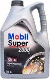 Motorno ulje 3000 5W40 Mobil Super 1l ili 5l