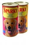 Hrana za pse Sparky, 1250 g
