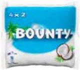 Bounty, Snickers, Twix, Mars 46-57 g