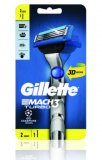 3D brijač za muškarce Gillette Mach 3 Turbo