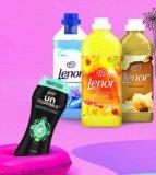 -25% na sve omekšivače Lenor i mirisne perlice za rublje