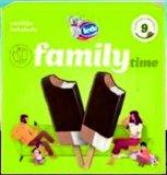 Sladoled čokolada i vanilija Family time 9x65 ml