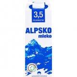Trajno mlijeko Alpsko 3,5% m.m. 1l