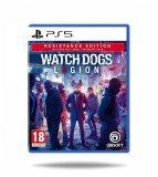 Igra za SONY PlayStation 5, Watch Dogs Legion Resistance Edition Day1