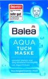 Aqua maska za lice u maramici Balea 1 kom
