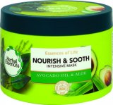 Maska za kosu Herbal Essences Avocado Oil & Aloe 450ml