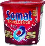 Tablete za strojno pranje posuđa Somat Excellence 4in1 48kom