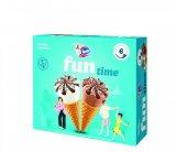Sladoled kornet M6 Box Ledo 6/1