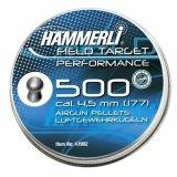 Dijabola field target performance 4.5 mm (0.177) Hammerli
